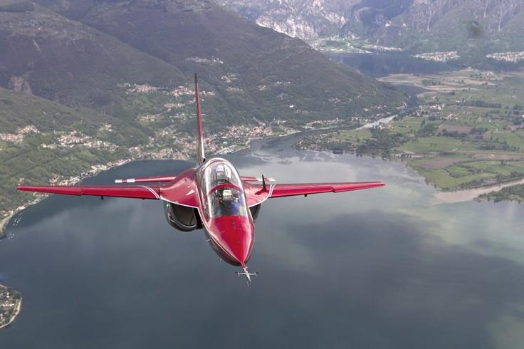 Alenia M346 Master Jet Aircraft