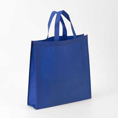 Bolsas grandes con asa corta #tst #tejidosintejer #nonwoven #bolsastela