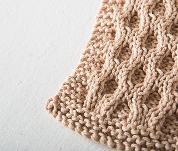 Nordic Dishcloth | Crochet patterns, Knitting patterns ...