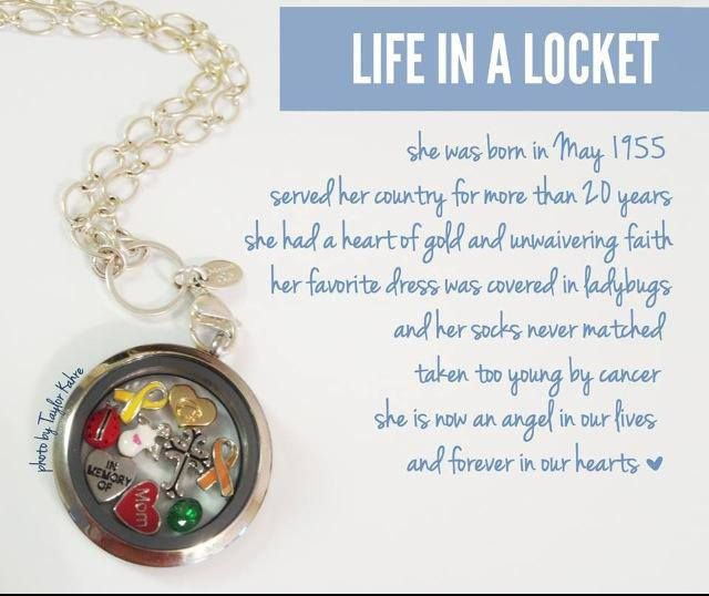 Life in a Locket...Priceless!