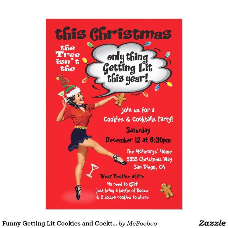 office christmas party flyer - Maggilocustdesign