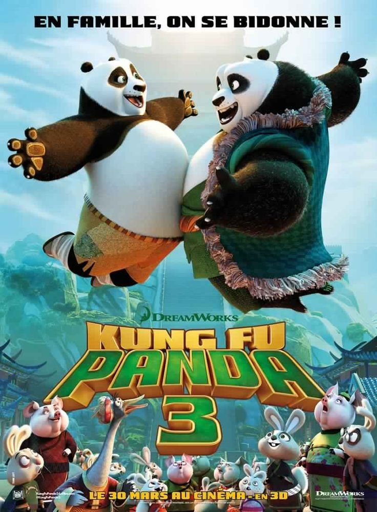 Kung Fu Panda 3 Streaming VF HD, Kung Fu Panda 3 Film Complet en Streaming…