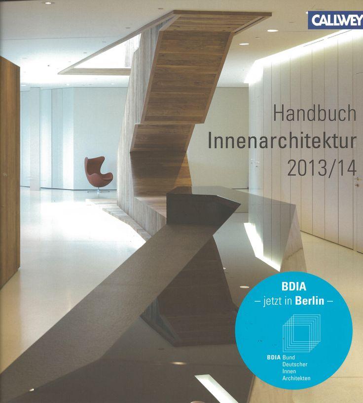 17 best images about bdia handbuch innenarchitektur 2013/14 on, Innenarchitektur ideen