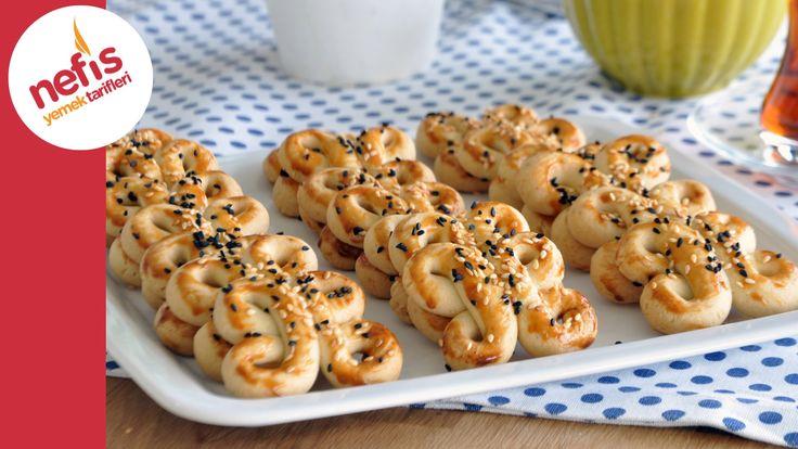 Ağızda dağılan nefis bir kurabiye tarifi, tadına doyum olmayan tuzlu kurabiyelerin bir diğer güzel özelliği ise uzun süre tazeliğini koruması. Her tarif deft...