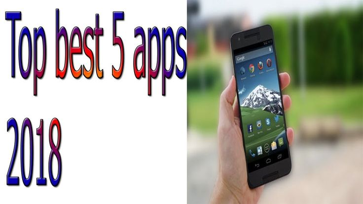 Top 5 best andriod apps 4 january 2018 urdu hindi