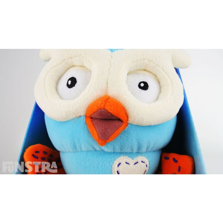Hoot Talking Large Plush Toy and many more Hoot Hoot Go! and Giggle and Hoot toys available at Funstra