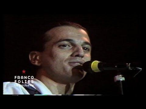 Francofolies 1987 Fête à Léo, L. Ferré et F. Lalanne, Avec le temps (live) - YouTube