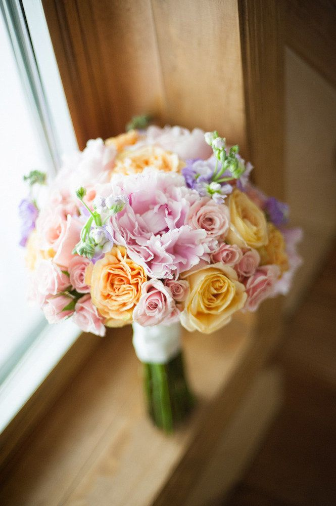 How gorgeous are these Pastel Flowers?