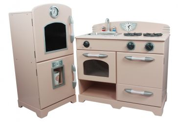 Rose Cottage Childrens Wooden Kitchen - loving the attention to detail here x