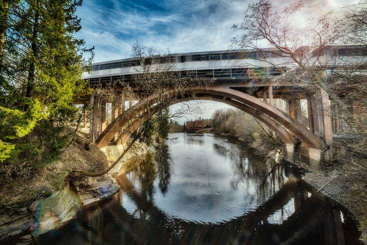 #vsco #vscocam #vscogram #instaphoto #picoftheday #instaday #vscofolk #igers #igersoslo #vscogang #bestofvsco #vscodaily #lifeofadventure #liveauthentic #livefolk #artsofvisual #visualsoflife #wanderfolk #peoplescreatives #visualarchitects #justgoshoot #letsgosomewhere #exploreeverything  #neverstopexploring #visualsgang #explore #adventure #reflection#bridge