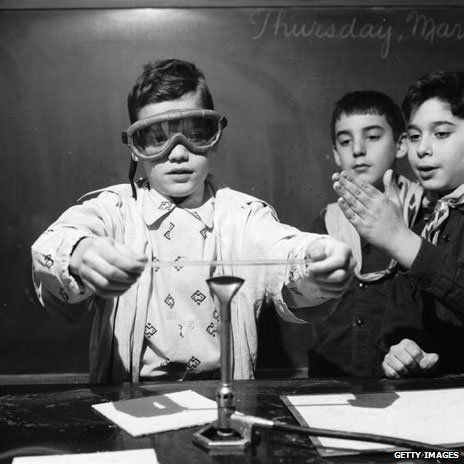 Whatever happened to kids' chemistry sets?
