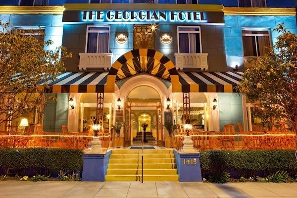 The Georgian Hotel in Santa Monica California Celebrates 80 Years! #Luxury #Vacation #Travel  www.AZFoothills.com