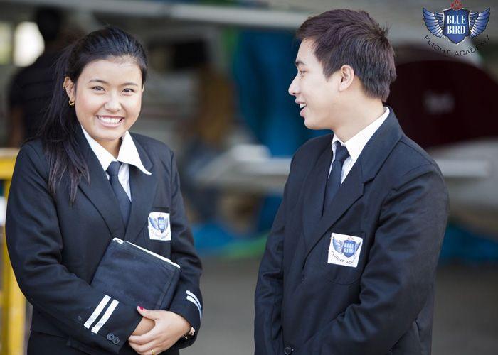 Good #commercial #pilot #training school for Chinese students.