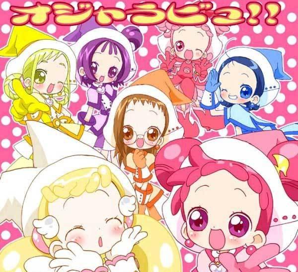 おジャ魔女どれみ 小魔女DoReMi Ojamajo Doremi #Ojamajo Doremi #cosplay #anime