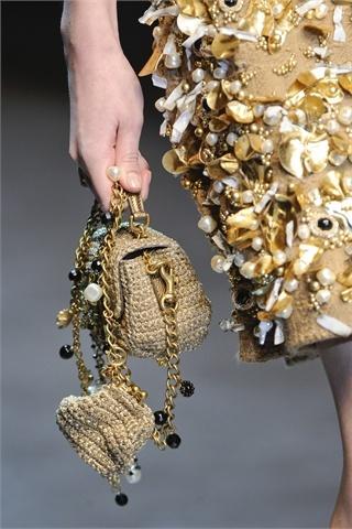 Sfilate Dolce & Gabbana Collezioni Autunno-Inverno 12-13 - Sfilate Milano - Moda Donna - Style.it