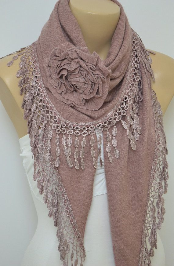 BUY 1 & GET 1 FREE  Knitted Scarf Fall Winter Scarf by LIFEPARTNER