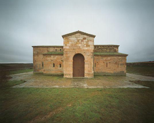 Visigoth basilica San Pedro de la Nave © Sebastian Schutyser