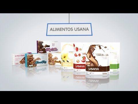 Comparta el nuevo video sobre los Alimentos USANA®   SaludVerdadera.com
