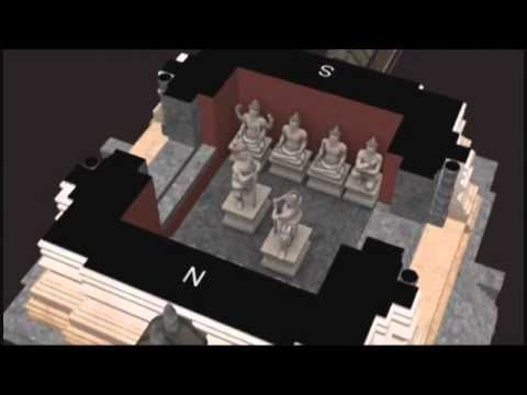 Koh Ker: 3D Reconstruction Restores Context to a Looted Khmer Temple