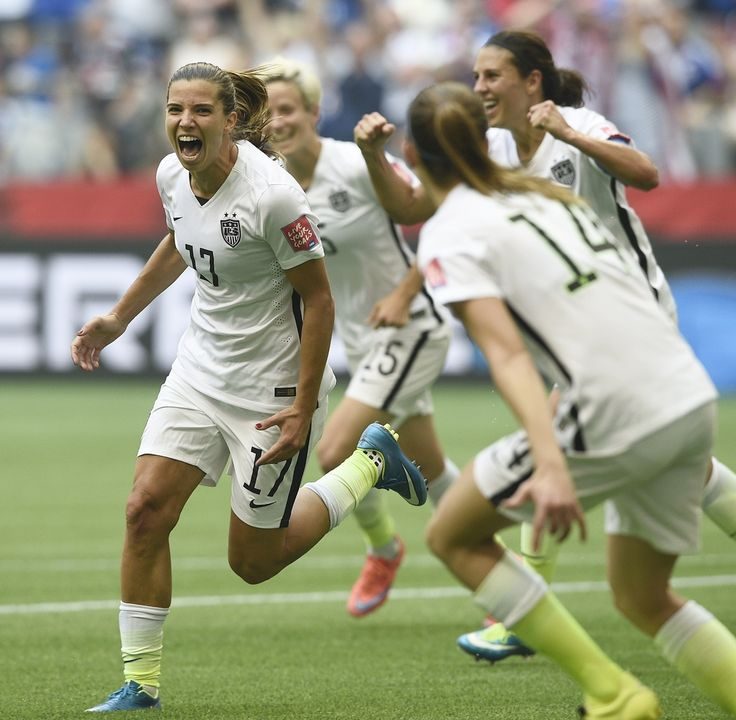 These are the most amazing photos from the Women's World Cup final