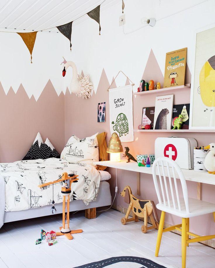191 besten kinderzimmer bilder auf pinterest kinderschlafzimmer kinderzimmer einrichten und. Black Bedroom Furniture Sets. Home Design Ideas