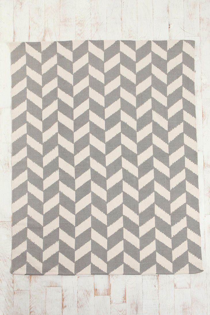 Love this rug! Wish I hadn't just bought one for the nursery... this is a great deal! Urban Outfitters Herringbone 5x7 Rug $74