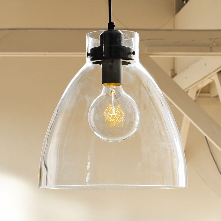 Lampa Clear Bell 88182 loft design