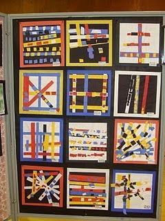 Mondrian idea
