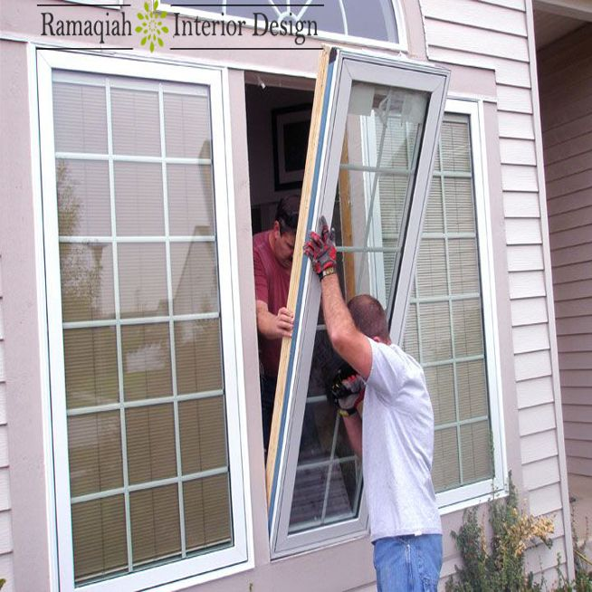 Don T Worry About Looks Of Your Home Just One Call Can Change Everything With Images Window Repair Home Window Repair Window Installation
