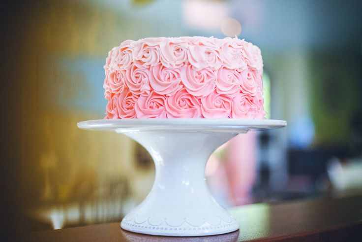Pink cake by Sweetness Contained, Noosa