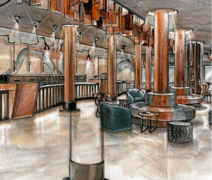 Hotel Lobby Berlin - Project