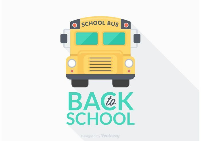 Free vector Free Back To School Vector Illustration #19287