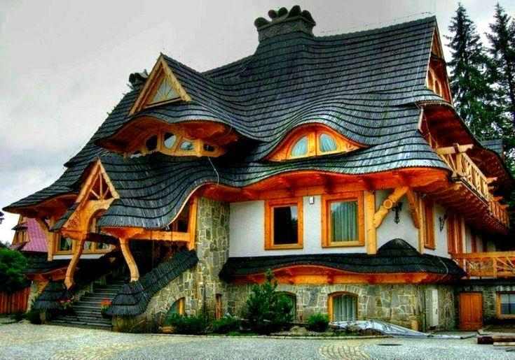 Сказочный дом