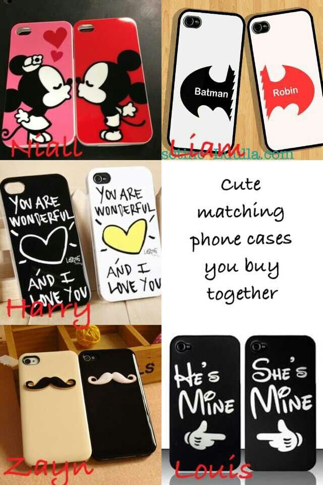 Cute matching phone cases! :) | IPHONE Cases | Pinterest ...
