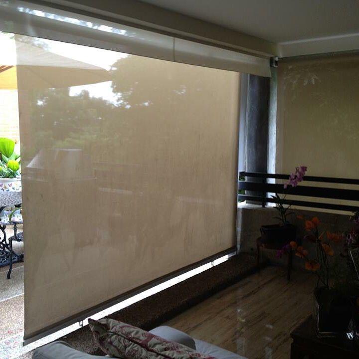 M s de 25 ideas incre bles sobre toldos enrollables en pinterest cortinas enrollables - Sistema persianas enrollables ...