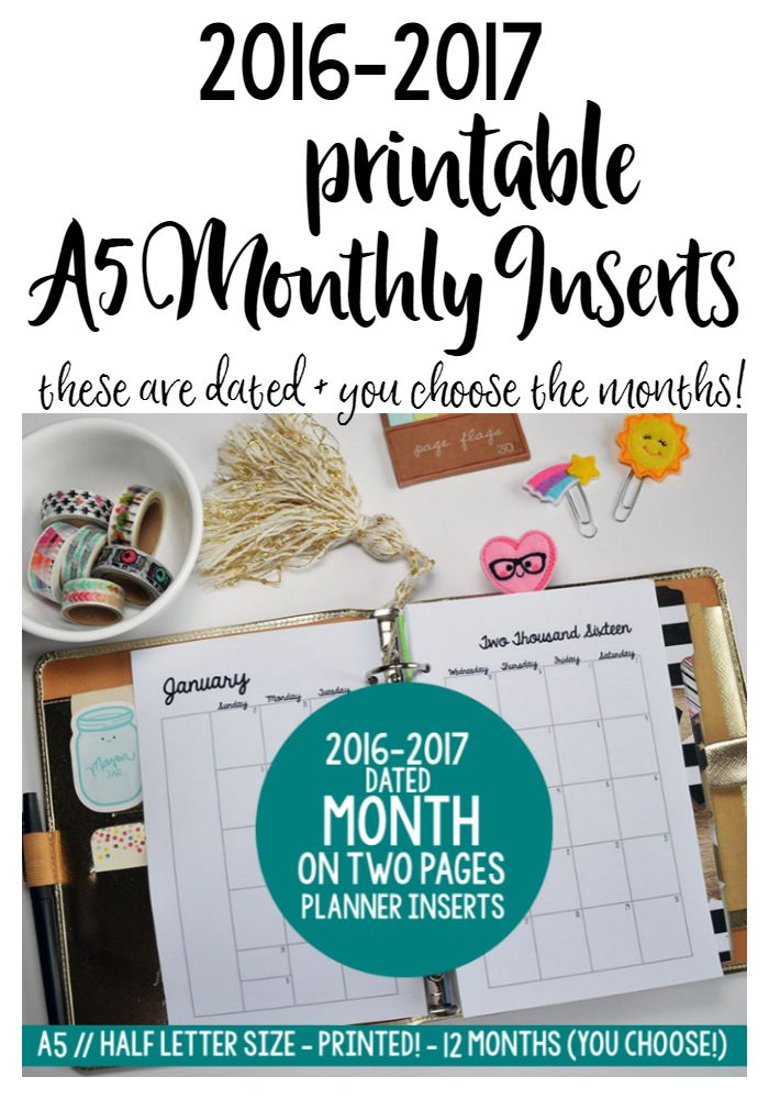 2016 Months Bill Pay Calendar | Calendar Template 2016