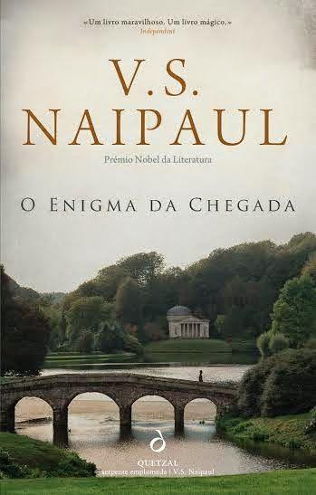 Manta de Histórias: O Enigma da Chegada de V. S. Naipaul - Novidade Qu...