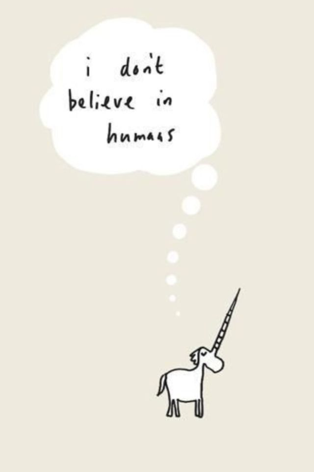 They may not be real, but they left us feeling inspired for our fall line. #funny #unicorns