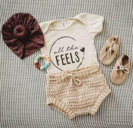 Beste Baby-Mode-Fotoshooting kleines Mädchen 22 Ideen –   – Stricken sie Baby Kleidung