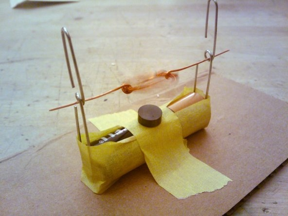 43 best images about battery Experiments on Pinterest | Magnets ...