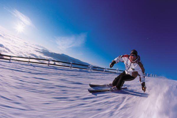 Das Skigebiet Bad Kleinkirchheim in Kärnten mit seinen Wintersportmöglichkeiten http://www.pulverer.at/blog/wellness-im-schnee