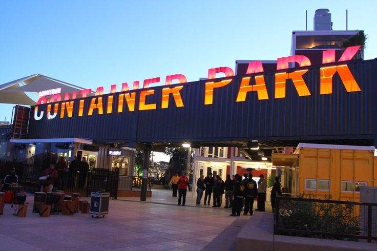 We Can't Contain Our Love for the Downtown Container Park | Vital Vegas • Finally, a reason to go to Vegas!