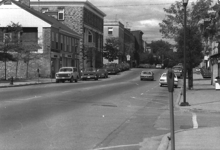 Perth , Ontario in the 1980's