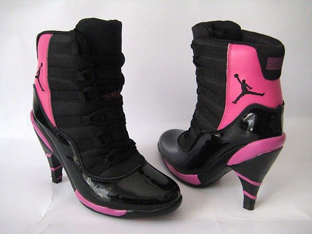 Jordan High Heels For Women