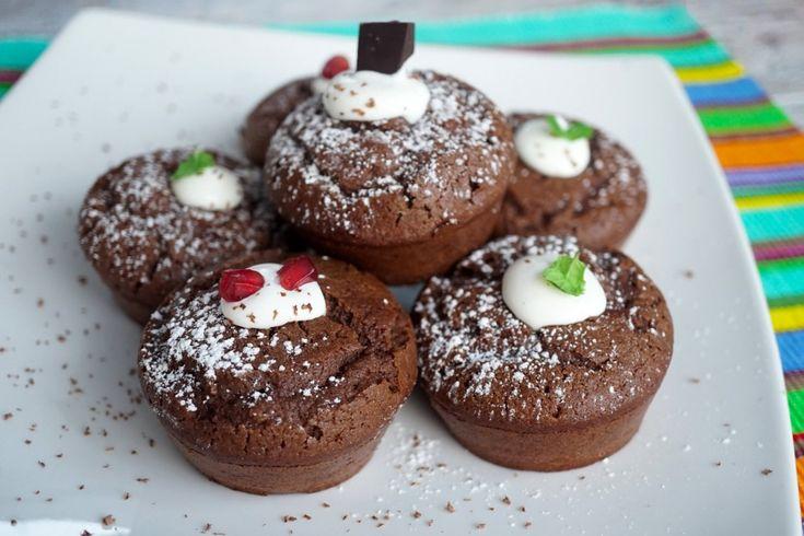 Ez a kedvenc gesztenyés csokis muffin receptünk!