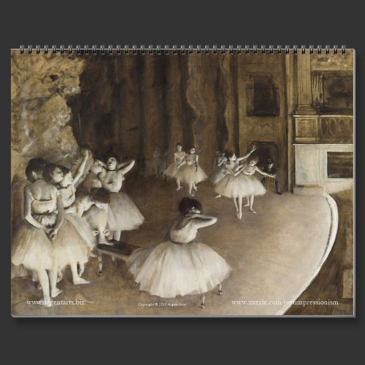 Calendar Fine Art : Argent arts custom fine art calendar collection