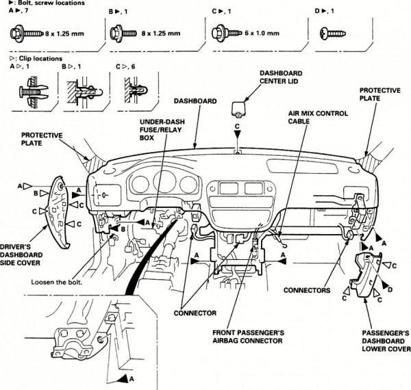 2003 Honda Crv Parts Diagram Honda Crv Diagram Honda