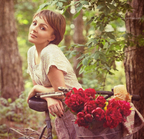 Vintage romance Natalia Ciobanu