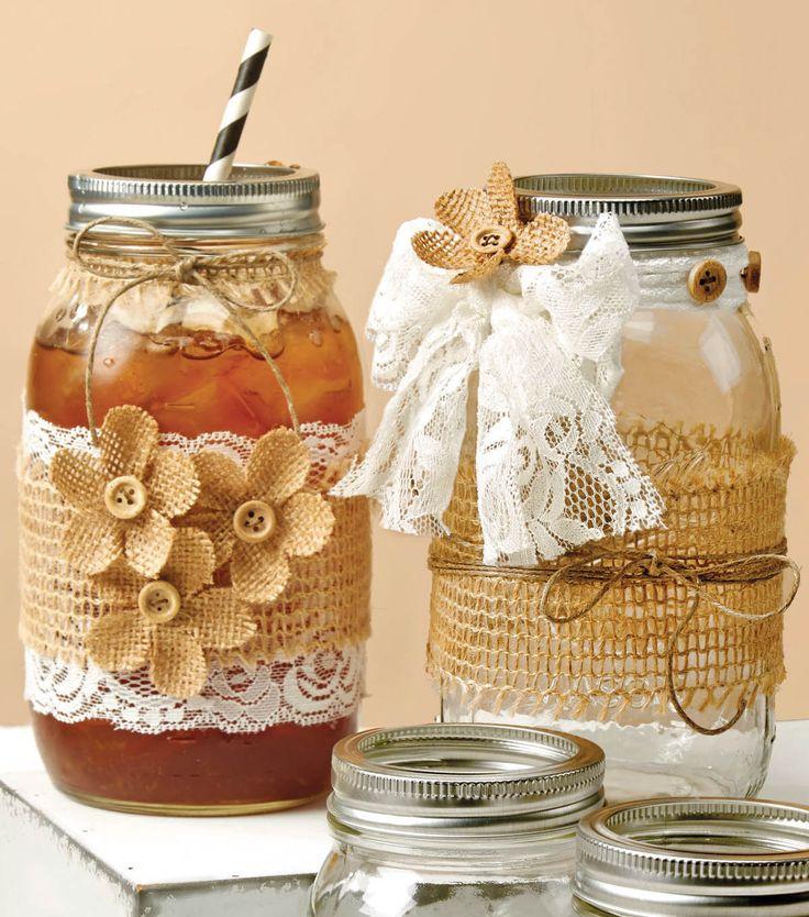 297 best Mason Jar Crafts with JOANN