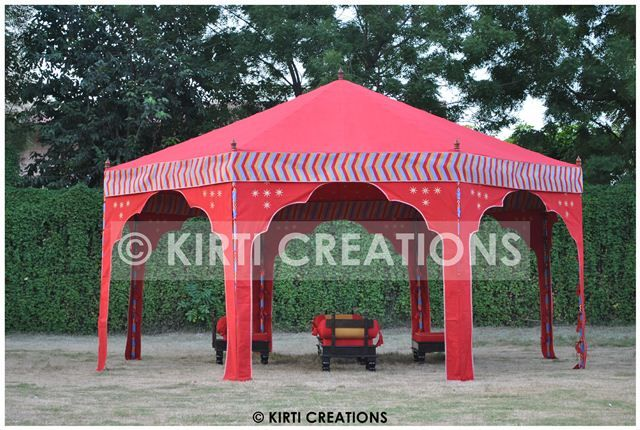 Majestic Party Tent..................http://www.mughaltents.com/blog/majestic-party-tent/